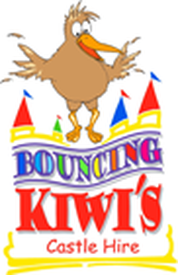 Bouncing Kiwis Castle Hire Business Logo by Bouncing Kiwis Castle Hire in Weymouth Auckland