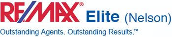 ReMax Elite Business Logo by Jenny Dickie in Nelson City Nelson